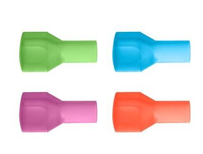 Big Bite Valve 4-Color Pack