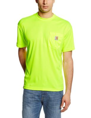 Men's Force®High Visibility Short Sleeve T-Shirt