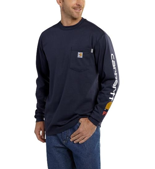 Men's Flame Resistant Force Graphic Shirt