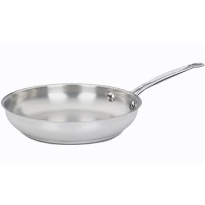 Chefs Classic Stainless Skillet - 10 in