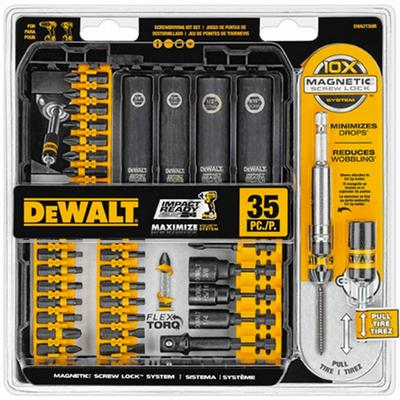 35-Pc. IMPACT READY® Screwdriving Set