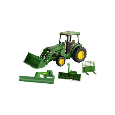 Big Farm John Deere Utility Tractor with Loader Toy
