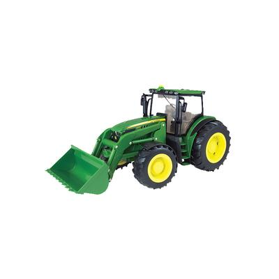 Big Farm John Deere 6210r Tractor with Loader Toy