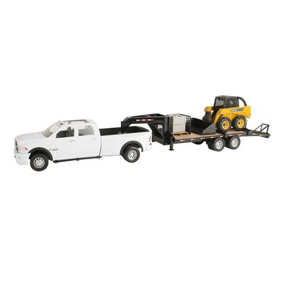 RAM Pick-Up with Trailer 1:16 Toy
