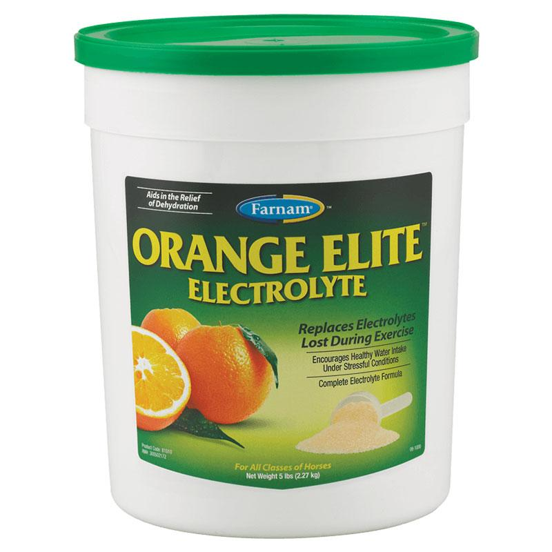Elite Electrolyte - Orange