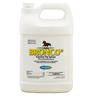 Bronco Gal Fly Spray with Citronella (1 Gallon)