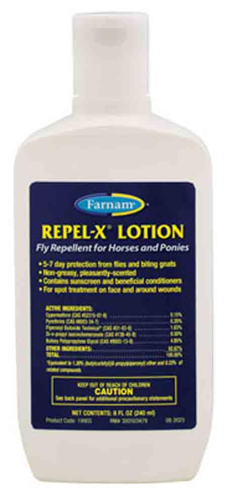 Repel- X Lotion 8 Oz