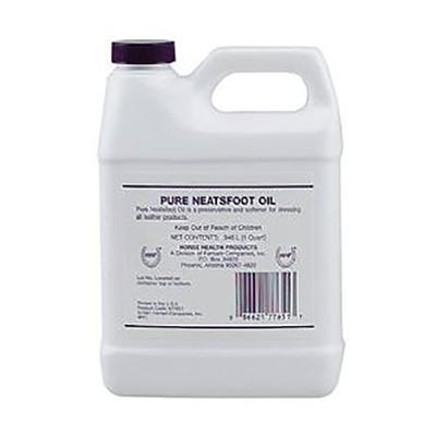 Pure Neatsfoot Oil 1qt