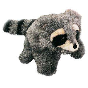 Baby Racoon Hand Puppet