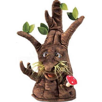 Enchanted Tree Character Puppet