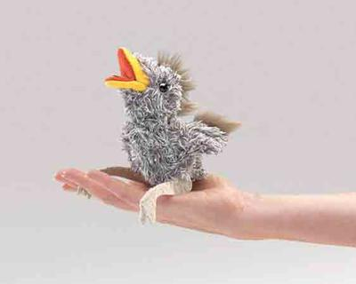 Mini Baby Bird Puppet
