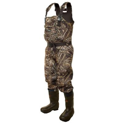Unisex Bull Togg 5mm Wader - Max5 Camo