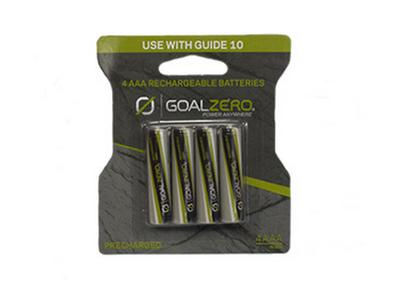 Rechargable Batteries with Adapter (4 Pack)