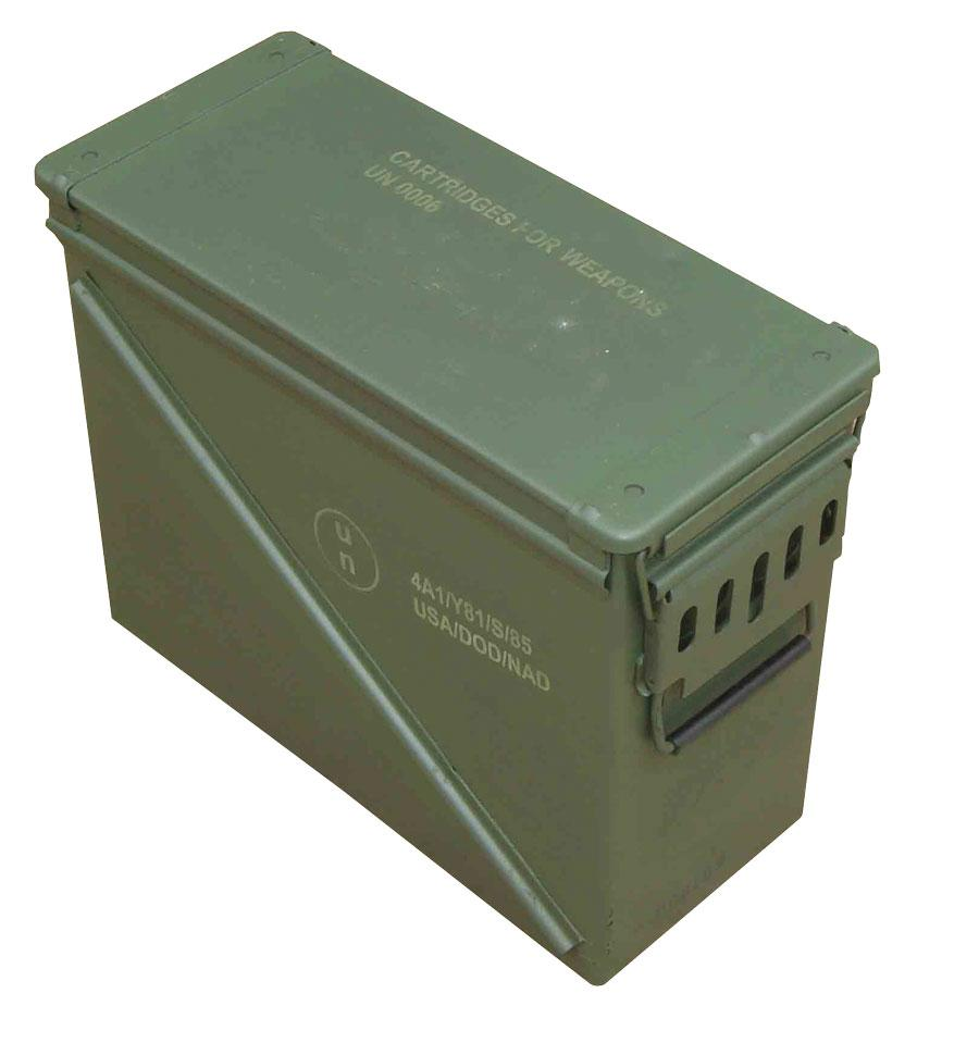 Ammo Can - 20mm