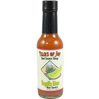 Tears Of Joy Tequila-lime Hot Sauce