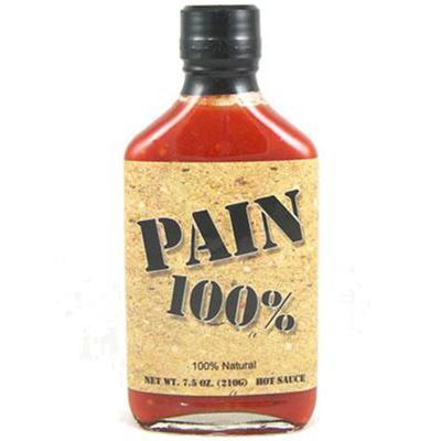 Original Juan PAIN 100 Percent Hot Sauce