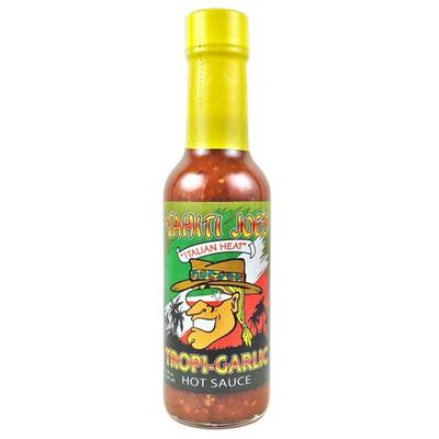 Tahiti Joe's Tropi-Garlic Hot Sauce