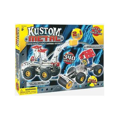 Kustom Metal 2-in-1 Construction Combo Series