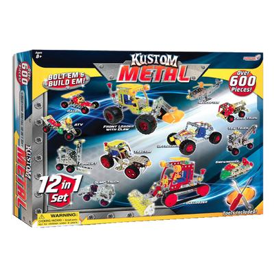 Kustom Metal 12-in-1 Kit