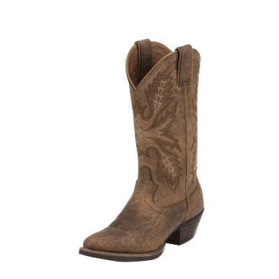 Women's Tan Puma Boot