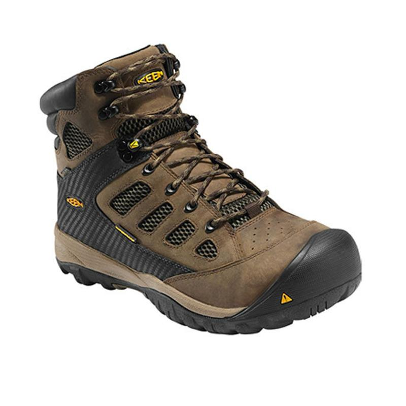 Men's Tuscon Mid Steel Toe Boot
