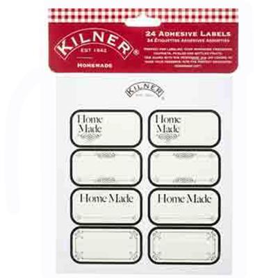 Labels Homemade  (24 Pack)