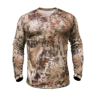Men's Hyperion Long Sleeve Crew Shirt