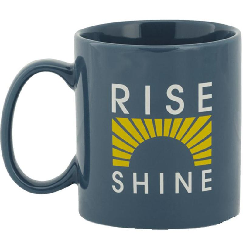 Rise Sun Rays Everyday Jake's Mug
