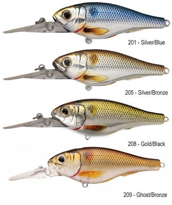 Threadfin Shad Crankbait