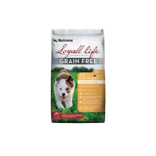 Life Grain Free Chicken With Potato Recipe Dog Food 30 Lb Bag