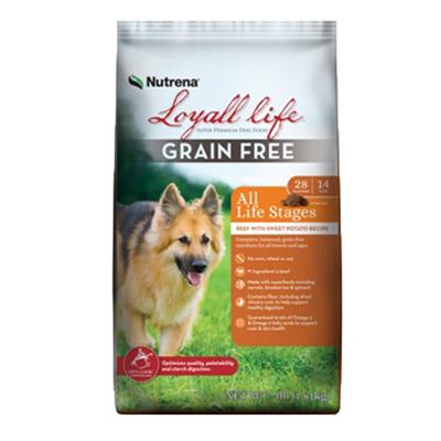 Life Grain Free Beef + Potato 30 lb