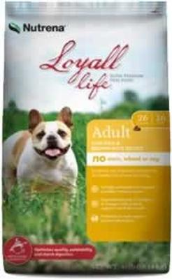 Life Adult Dog Food Chicken + Rice 40 lb