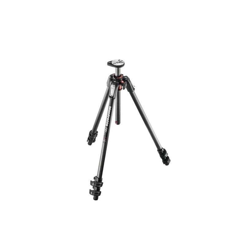190 Carbon Fibre 3- Section Tripod