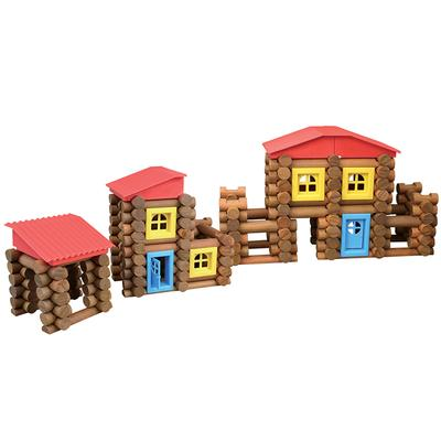 270 pc Tumble Tree Timbers Set