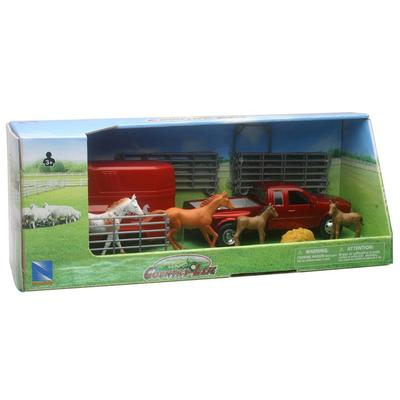 Horse Transporting Set Toy