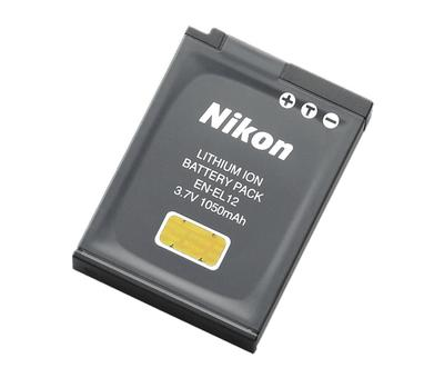 EN-EL12 Rechargeable Li-ion Battery