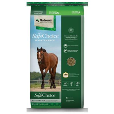 SafeChoice Maintenance Horse Feed - 50 lb