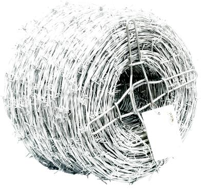 2-Point Barbed Wire