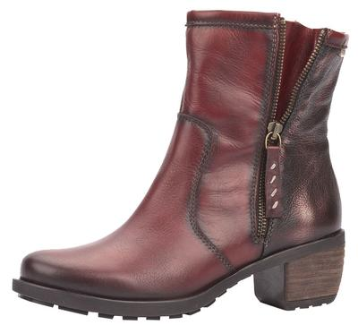 Women's Le Mans Mid Zip Boot