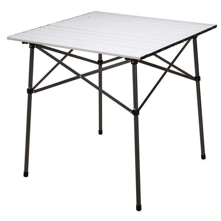 Folding Roll Top Table
