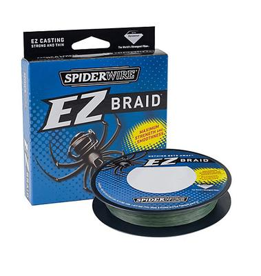 Pure Fish Line SpiderWire EZ Braid