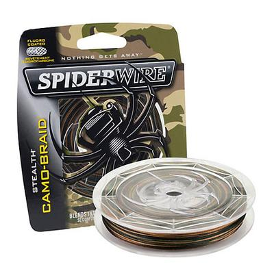 SpiderWire Line Stealth Braid