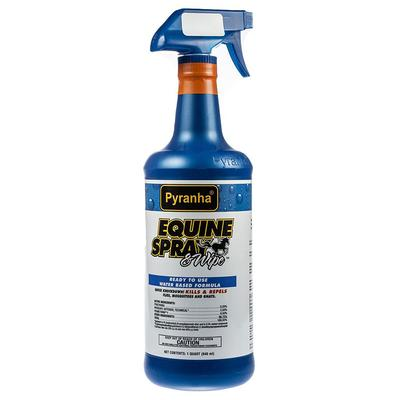 Equine Insect Spray & Wipe - Water Based 32 oz