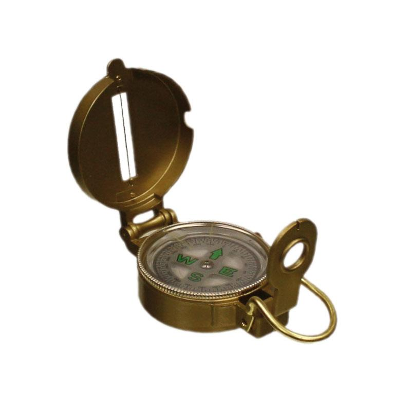 Metal Lensatic Compass