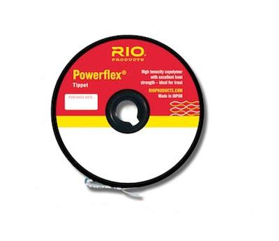 Powerflex Tippet 30yds