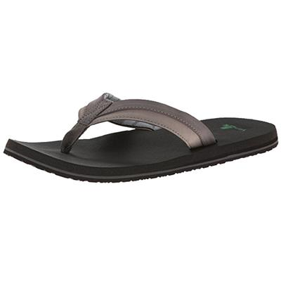 Men's Beer Cozy Light Funk Thong Sandal
