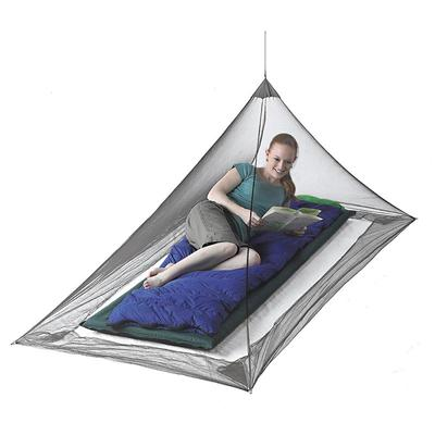 Mosquito Pyramid Net Single Shelter
