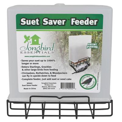 Suet Saver Cover and Holder