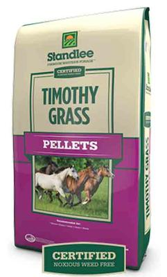 Certified Timothy Pellets