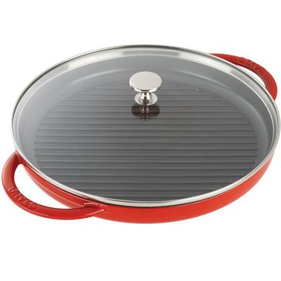 Round Steam Grill Pan 12